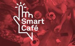 Smart café campagnebeeld